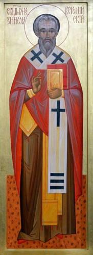священномученик Зенон Веронский (икона из иконостаса нашего храма)